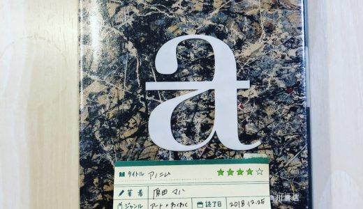 もっと1人1人の魅力をより詳細に紹介してくような続刊を期待しちゃいます。「アノニム:原田マハ」の感想
